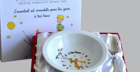 Assiette Petit Prince Avec Cuillere