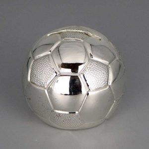 Daniel Cregut Cadeaux De Famille Tirelire Argent Ballon De Football 3